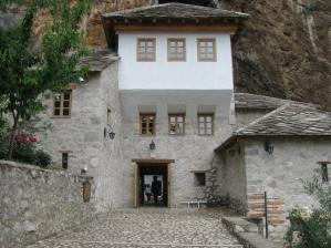Derwischhaus (Kloster) neben Bunaquelle